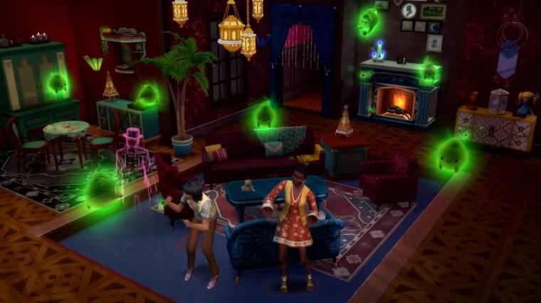 A The Sims 4 új csomagjában szellemeket idézhetünk bevezetőkép