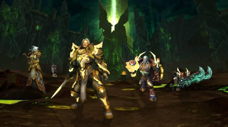 World of Warcraft: Legion - megjött a Shadows of Argus, videó mutatja be a sztorit bevezetőkép
