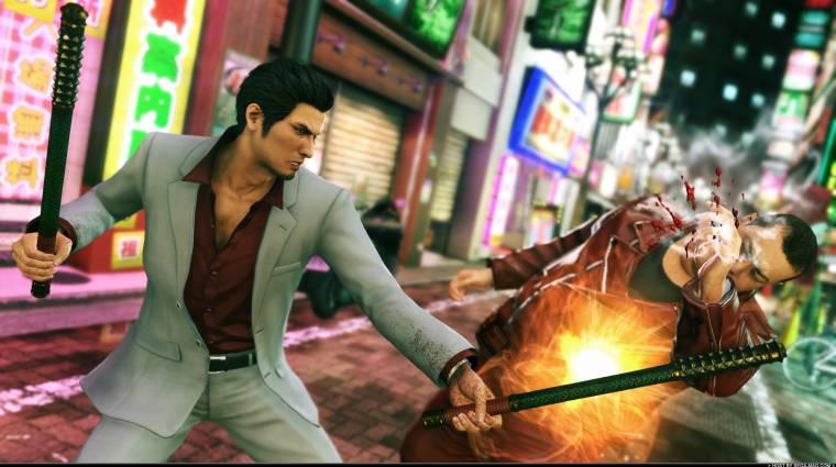 Három Yakuza játék is jön az Xbox One-ra bevezetőkép