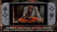 Az első két Syberia is megjelenik Nintendo Switchre kép
