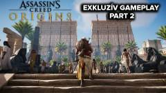A víziló nem barát - Assassin's Creed: Origins gameplay 2. rész kép