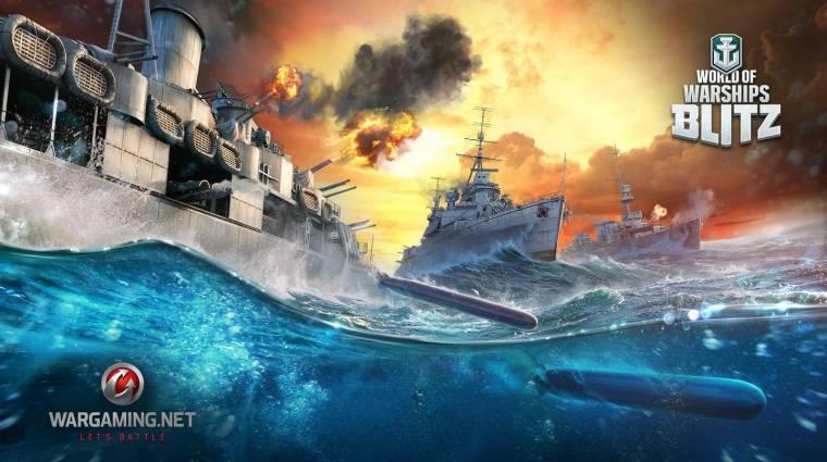 World of Warships Blitz - ajándékokkal ünnepeljük az első szülinapot bevezetőkép