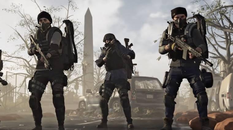 Tom Clancy's The Division 2 - 50 fős klánokba tömörülve harcolhatunk a túlélésért bevezetőkép