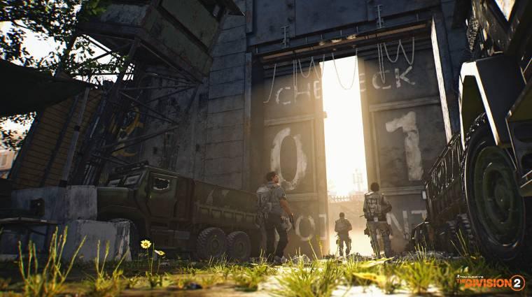 Tom Clancy's The Division 2 - 15 perc gameplay a Dark Zone-ból bevezetőkép
