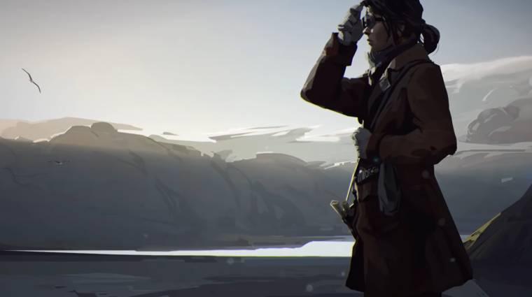 Az apokalipszis előzményeit meséli el a Frostpunk The Last Autumn DLC-je bevezetőkép