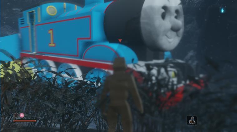 Sekiro: Shadows Die Twice - már itt is felbukkant Thomas, a rettegett gőzmozdony bevezetőkép