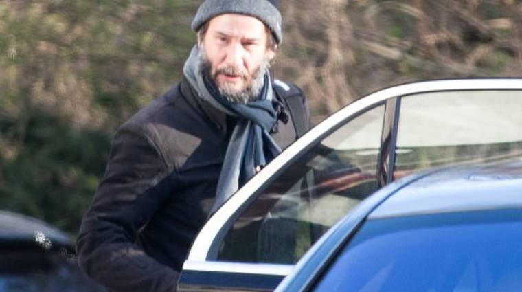 Kezdődik a John Wick 4 forgatása, Keanu Reeves felbukkant Németországban bevezetőkép
