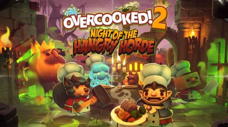 E3 2019 - az Overcooked 2 következő DLC-je parássá teszi a főzést bevezetőkép