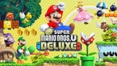 Nintendo Switchre költözik a New Super Mario Bros. U kép