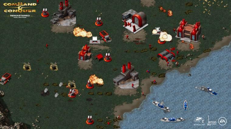 Végre elhárult minden akadály a Command & Conquer Remastered Collection LAN-partik elől bevezetőkép