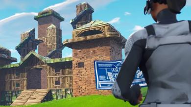 Fortnite - akár a te építményed is bekerülhet a battle royale szigetére
