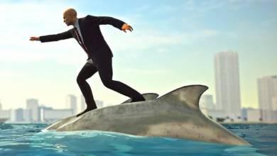 Hitman 2 - delfinen is lovagolhatsz benne