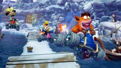 Crash Team Racing Nitro-Fueled tesztek - szép kört ment a kritikusoknál kép