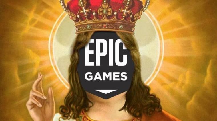 Masszívan veszteséges az Epic Games Store, egy vagyonba kerülnek az ingyenes játékok bevezetőkép