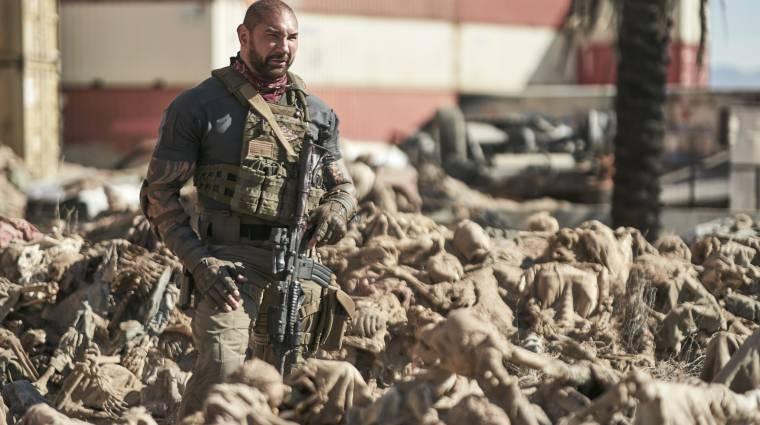 Zack Snydernek elborult ötletei vannak az Army of the Dead folytatására bevezetőkép
