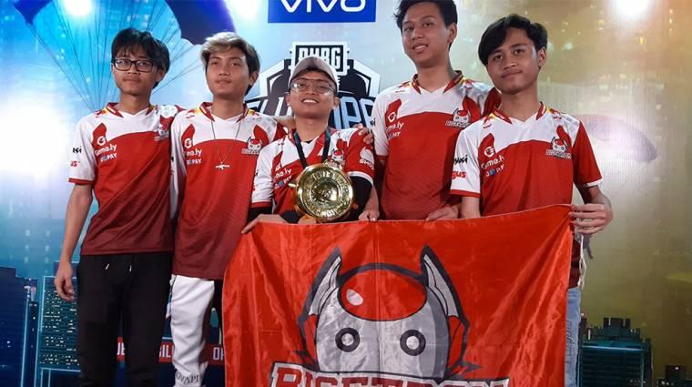 55 millió forintnak megfelelő összeget vitt el egy PUBG Mobile verseny győztes csapata bevezetőkép
