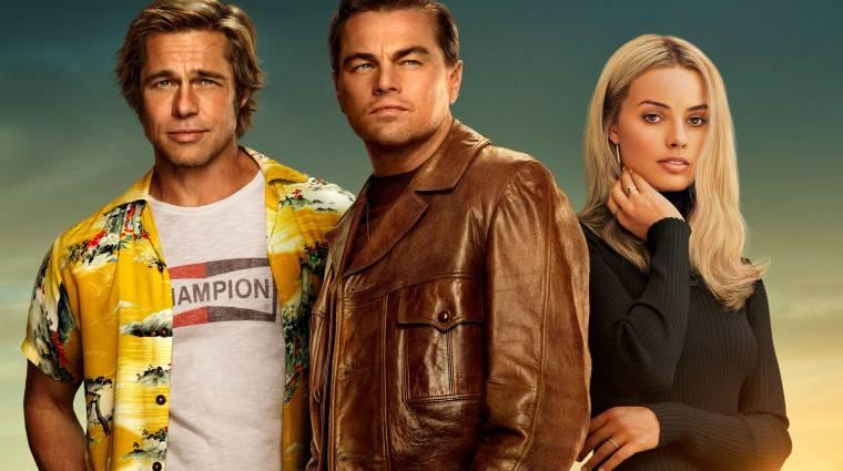 Tarantino írja és rendezi a Volt egyszer egy Hollywood spin-off sorozatát, a Bounty Law-t bevezetőkép
