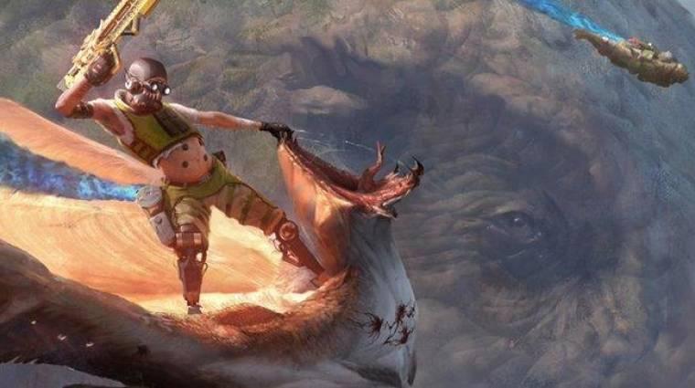 Apex Legends - váratlanul sárkányok bukkantak fel a pályán bevezetőkép
