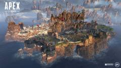 Apex Legends - valaki egy évvel ezelőtt kiszivárogtatta a térképet, de senkit nem érdekelt kép