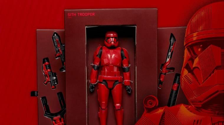 Star Wars - Sith Trooper néven jönnek az új, vörös páncélos rohamosztagosok bevezetőkép