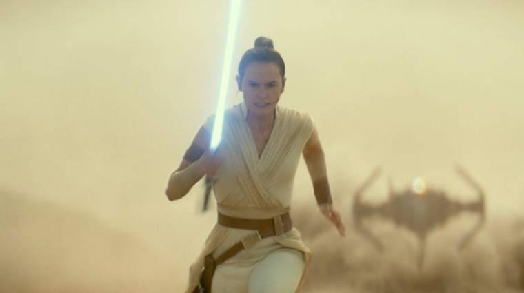 A Star Wars: Skywalker kora átlépte az egymilliárd dolláros bevételi álomhatárt bevezetőkép