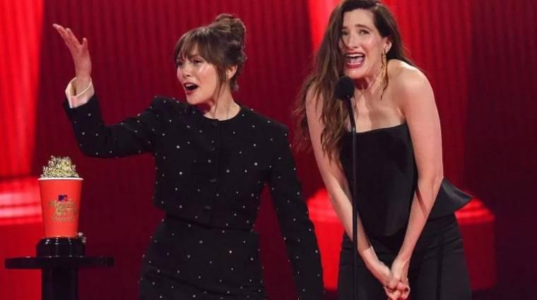 A WandaVision Agathája nyerte a legjobb főgonosz díját az MTV Movie & TV Awardson bevezetőkép