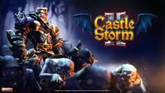 CastleStorm II - készül a magyar fejlesztésű várvédős móka folytatása kép