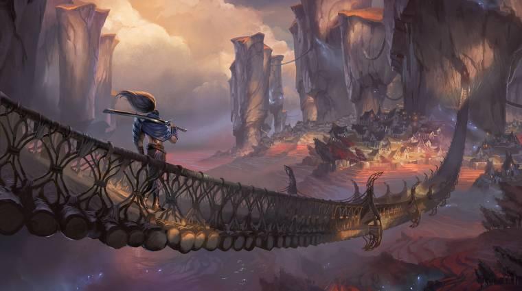 Már jön is a Legends of Runeterra nyílt bétája bevezetőkép
