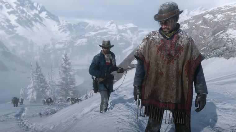 Red Dead Redemption 2 - egy súlyos szeretetcsomaggal kárpótolják a PC-s játékosokat bevezetőkép
