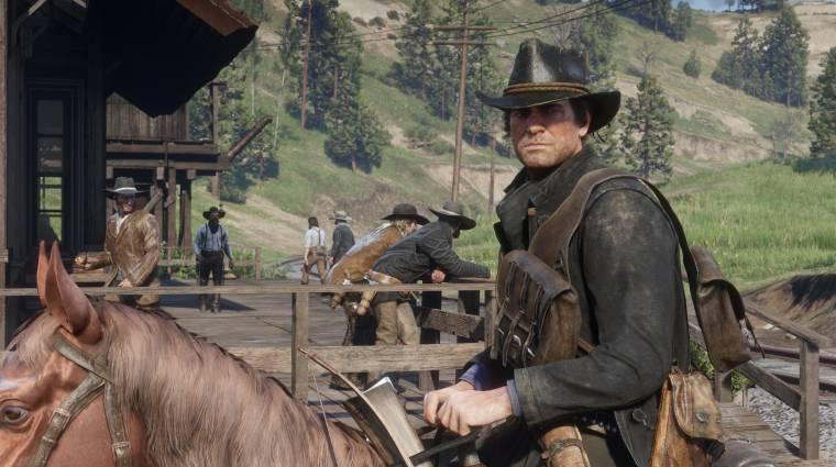 A Red Dead Redemption 2 PC-s változata még jobban futhat egyes gépeken bevezetőkép