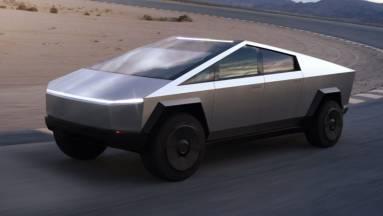 Elon Musk elárulta, mikor indulhat a Cybertruck tömeggyártása kép