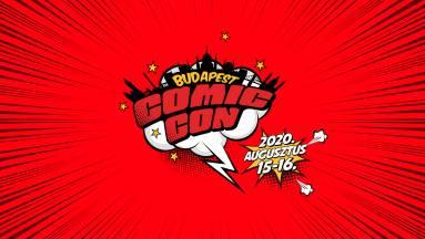 Budapestre érkezik a Comic Con kép