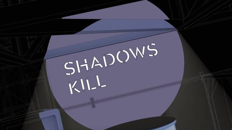 Mindjárt itt a logikai játék, amiben az árnyékok a legnagyobb ellenségeid bevezetőkép