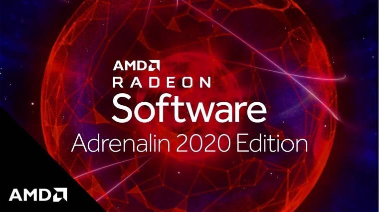Hasznos funkciót hozott az AMD legújabb drivere kép