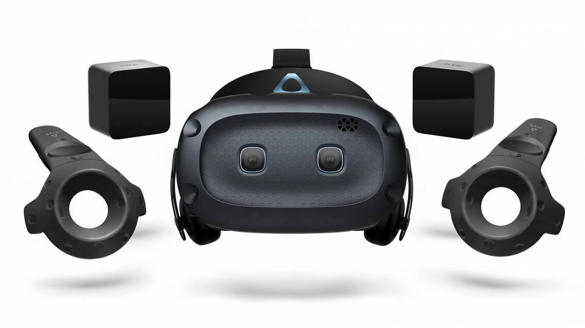 HTC Vive Cosmos Elite teszt - drágán mérik a moduláris VR-t kép