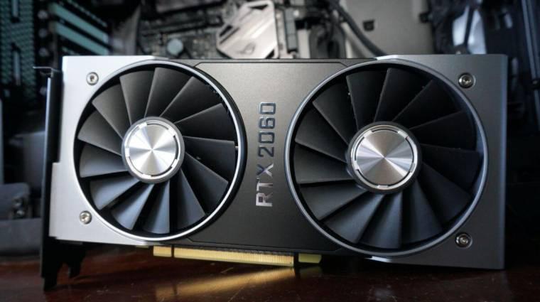 Egyre népszerűbbek a GeForce RTX 20-szériás videokártyák kép
