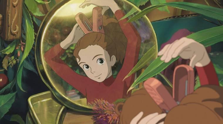 Ha szereted a Studio Ghibli alkotásait, ezek a képek is tetszeni fognak bevezetőkép