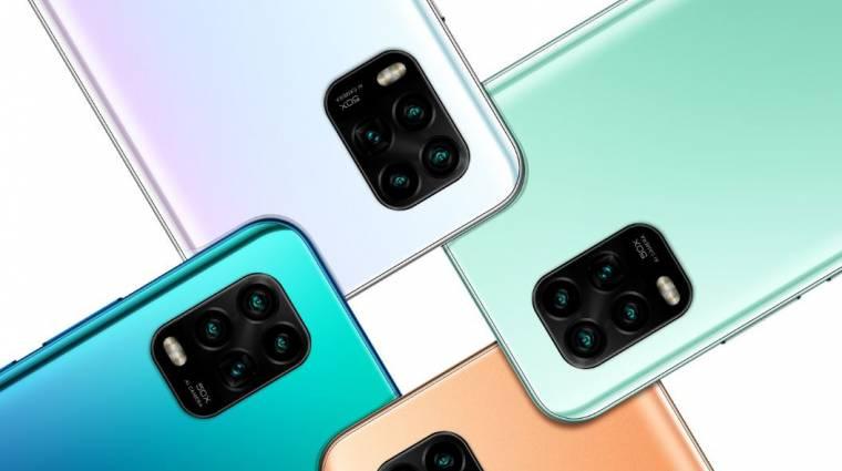 A tömegeknek készült a Xiaomi Mi 10 Youth Edition mobil kép