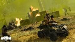 A zombik érkezésére célozgat a Call of Duty: Warzone kép