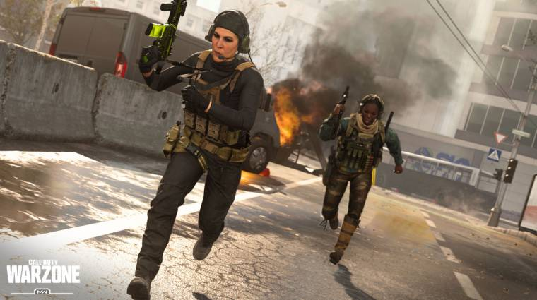 A Call of Duty: Warzone újabb frissítést kapott, tovább nerfelték a fegyvereket bevezetőkép