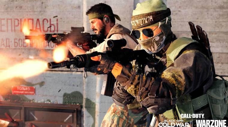 A Call of Duty: Warzone konzolos verziója sokaknál frissít a végtelenségig, itt egy ideiglenes megoldás bevezetőkép