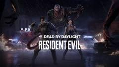A Dead by Daylight Resident Evil tartalmakkal erősít kép