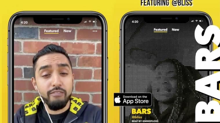 A Facebook előállt a rapperek TikTokjával kép