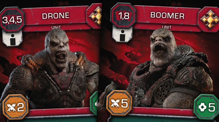 Kártyajáték készül a Gears of Warból bevezetőkép
