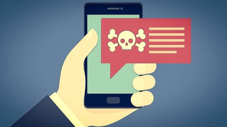A jelszavainkra vadászik az új, gyorsan terjedő androidos vírus kép