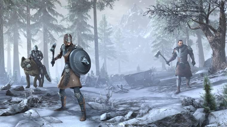 Már játszható a The Elder Scrolls Online új kiegészítőjének prológusa bevezetőkép