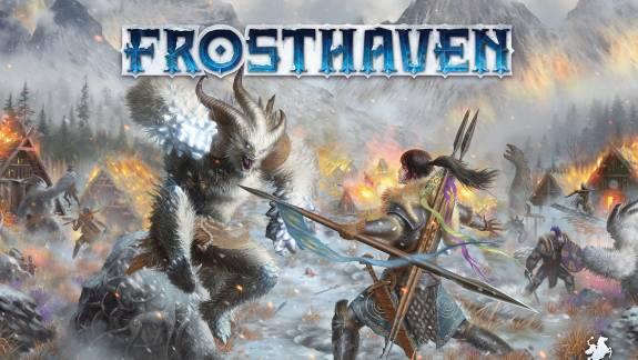 Soha nem gyűjtött még annyi pénzt társasjáték a Kickstarteren, mint a Frosthaven kép