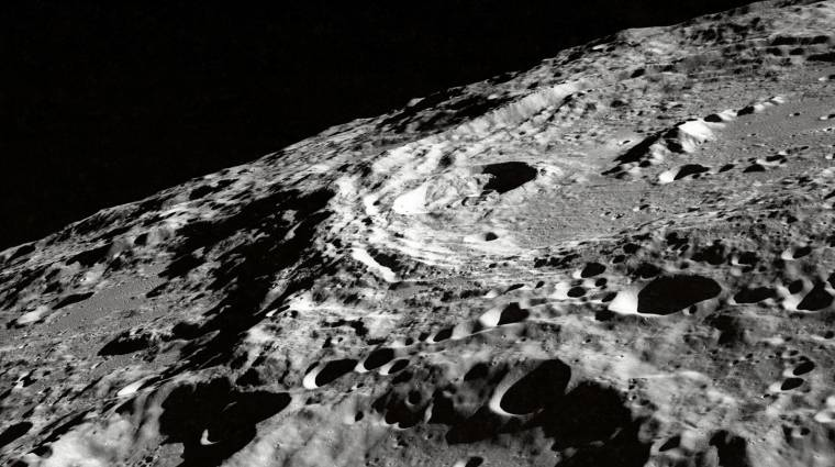 A NASA komoly vetélytársat kap, orosz-kínai holdbázis épül kép
