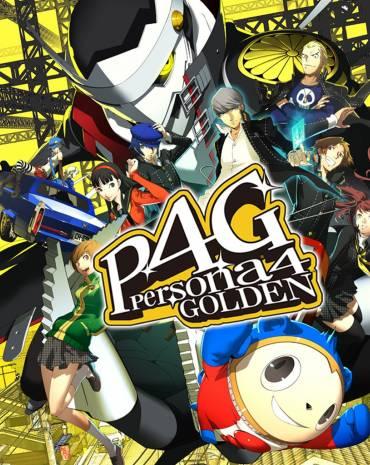 Persona 4 Golden kép