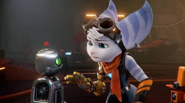 Egy Ratchet & Clank rajongó megcsinálta a saját robotját bevezetőkép